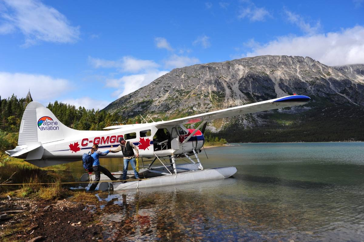 Our float plane adventure its waiting for you!