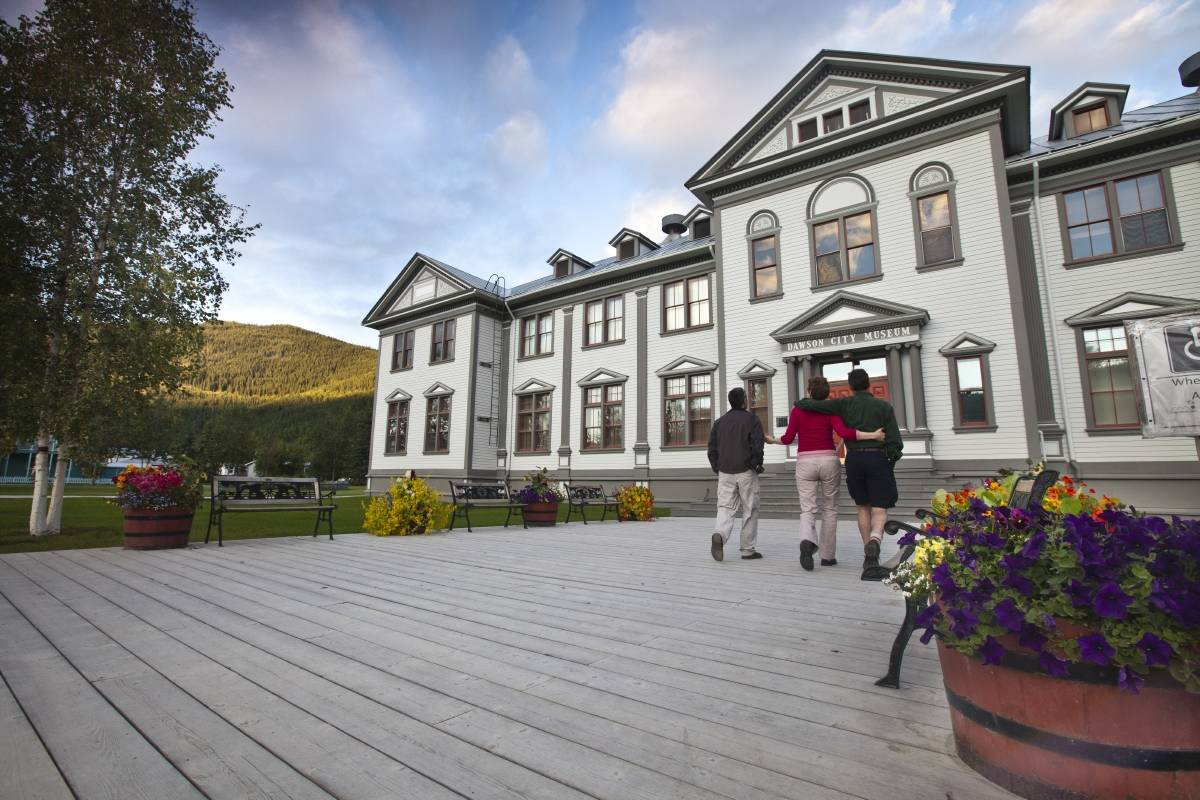 The Dawson City Museum