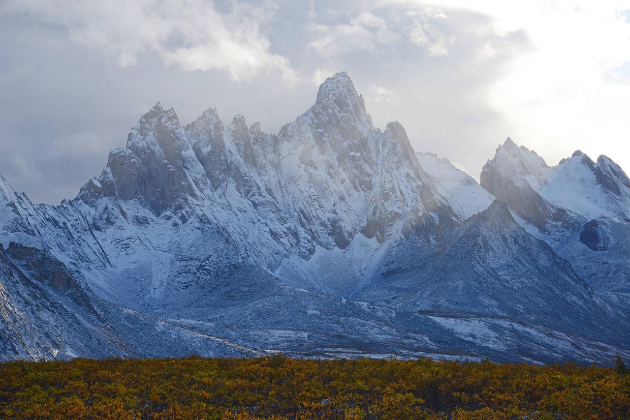.Mighty peaks!