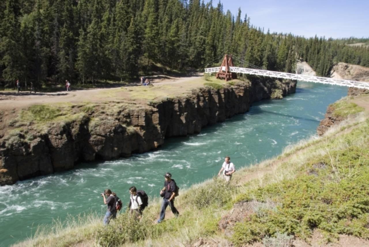 Photo credit Yukon Government