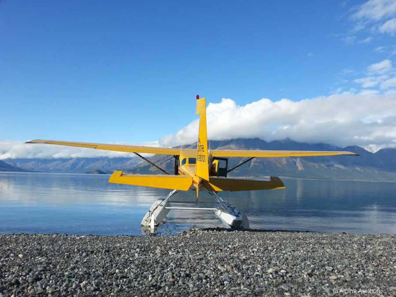 Enjoy your own float plane adventure!