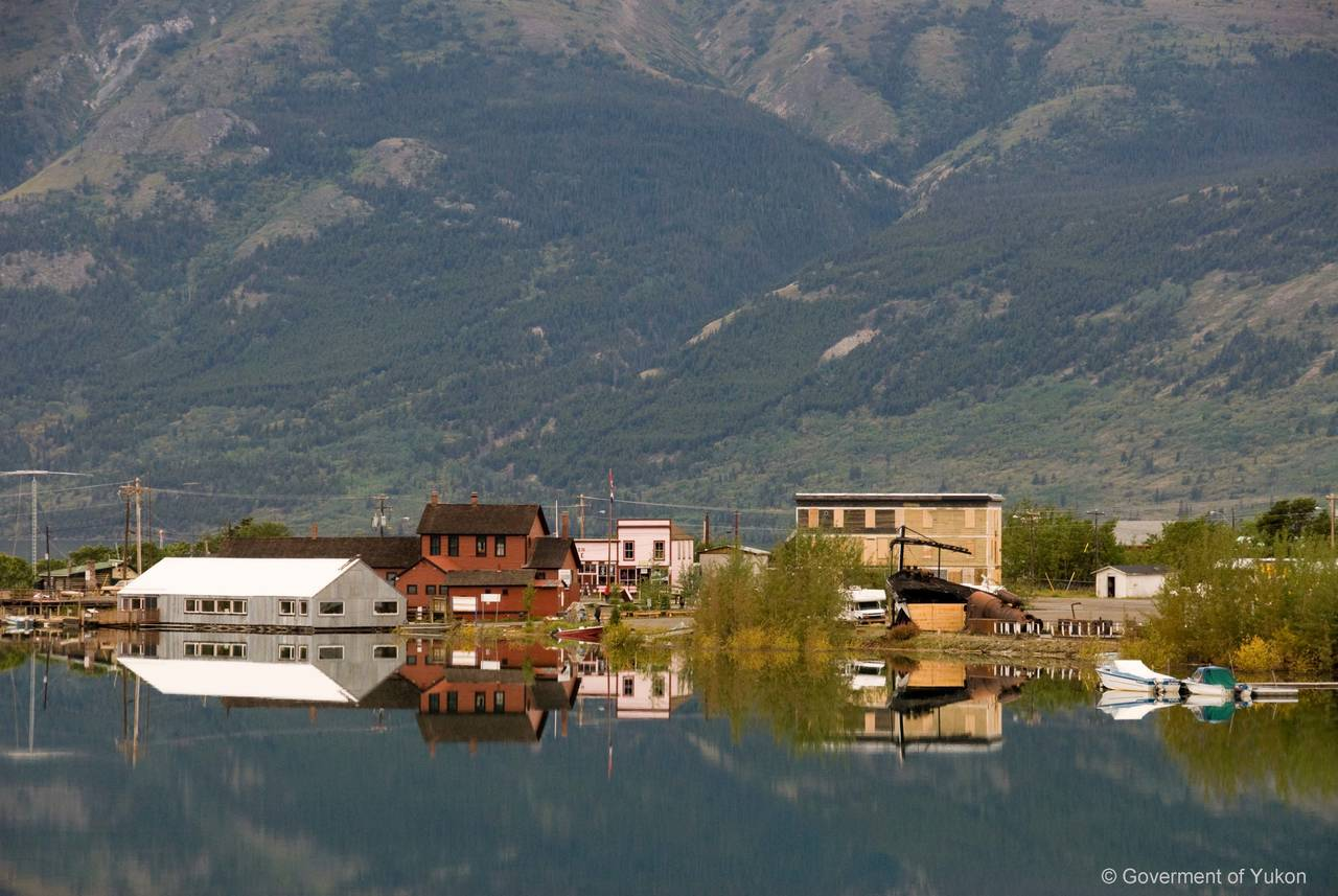 Visit Carcross and learn about the local culture